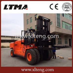 25 Ton Capacity Forklift Diesel Forklift Truck for Sale pictures & photos