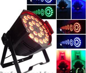 24PC X15W RGBWA 5 in 1 LED PAR 64 pictures & photos