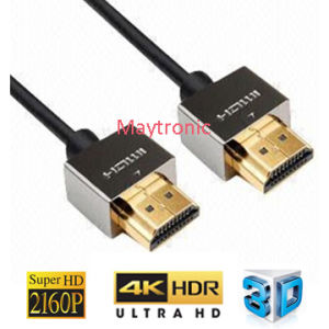 4k HDTV with 1.4V HDMI Cable pictures & photos