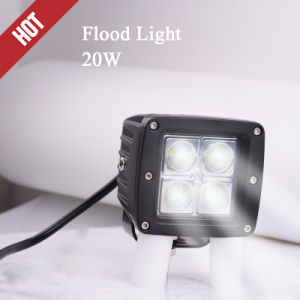 20W LED Auto Lamp CREE LED Work Light Bar for Truck Motorcycle pictures & photos