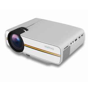 Micro 2017 Portable Digital Home Cinema Theater 1080P LED Projector pictures & photos