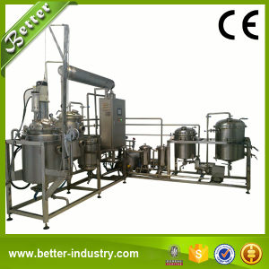 Herbal Moringa Leaf Extraction Machine pictures & photos