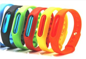 Hot Aroma Mosquito Repellent Bracelet Anti Mosquito Silicone Wristband