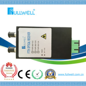 FTTH TV Fiber Optical Receiver with Wdm Is Compatible with Huawei ONU pictures & photos