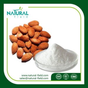 Factory Supply Bitter Apricot Kernel Extract Laetrile Powder 98%, 99% pictures & photos