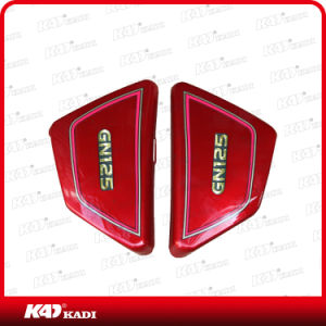 Hot Sales Motorcycle Part Side Cover for Gn125 pictures & photos