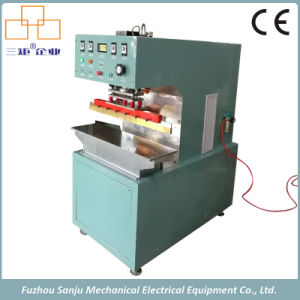 Automatic High Frequency PVC Welding Machine for PVC/PU Tents pictures & photos