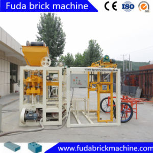 Semi Automatic Fly Ash Block Making Machine Made in China pictures & photos