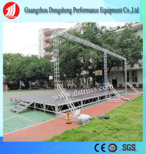Wholesale Portable Stage Adjustable Stage Equipment for LED Light Performance pictures & photos