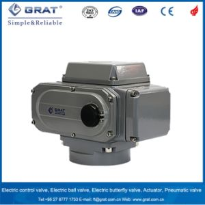DC12V DC24V Electric Valve Actuator pictures & photos