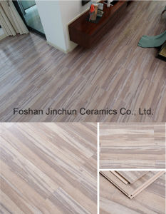 Light Color Consolidated Composite Flooring Tile pictures & photos