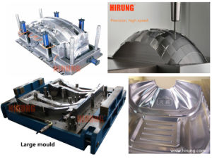 Hot Sale High Precision CNC Milling Machine with Processing Parts (EV-850L) pictures & photos