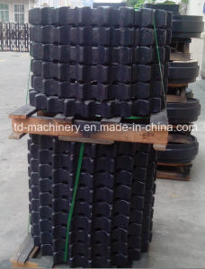 Forged Excavator Driving Sprocket Sprocket for Excavators Bulldozers Construction Machinery D50
