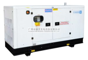 16kw/20kVA Electric Silent Diesel Generator Set with Perkins Engine