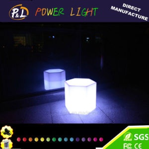 Flashing Nightclub LED Ice Bucket with Remote Control pictures & photos