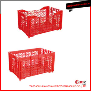 Thin Wall Plastic Crate/Box Injection Moulding pictures & photos