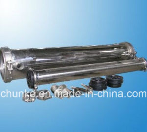 Stainless Steel Water Filter Membrane Housing\High Pressure Water Filter Housing pictures & photos