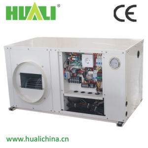 Natural Water Source and Green Protection Water Heat Pump for Business Building pictures & photos
