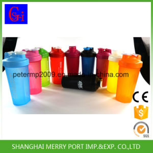 Plastic Fitness Shaker with Measurements - Has Removable Plastic Propeller and Comes with Your Logo pictures & photos