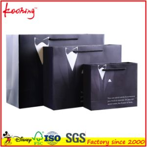 Environmentally Kraft Paper Gift Bag with Strong Quality pictures & photos