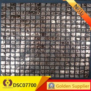 New Design Stone Glass Ceramic Mosaic Wall Tile (BK002) pictures & photos