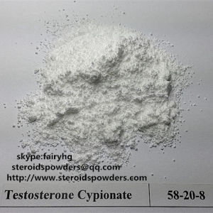 Top Quality Steroid Raw Powder Testosterone Cypionate pictures & photos