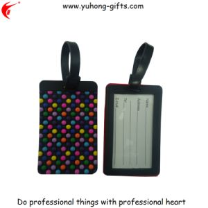 PVC Luggage Tag for Promotion (YH-LT001) pictures & photos