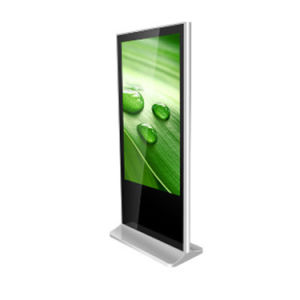 Floor Stand 55-Inch Waterproof LCD Advertising Digital Signage pictures & photos