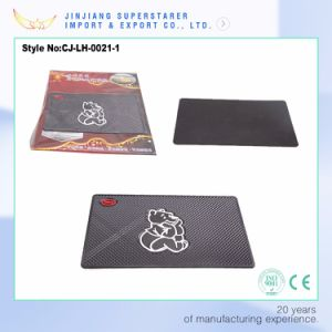 Classic Cartoon Non Slip Mat, Washable PVC Car Pads pictures & photos