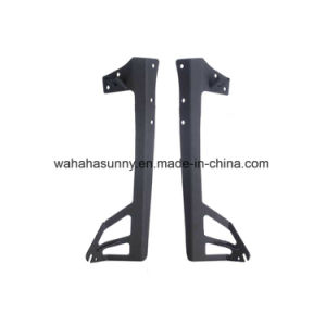 "52"" Straight Light Bar Upper Windshield Mounting Roof Brackets with a Holde for Jeep pictures & photos"