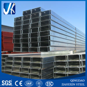 Galvanized Factory Price C Purlin Steel Profile C Channel Steel Price pictures & photos