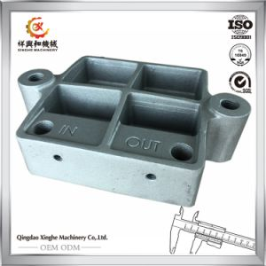 A356 Aluminium Sand Casting Construction Machinery Parts pictures & photos