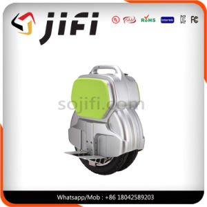 Two Wheel Self-Balance Electric Unicycle with Seat pictures & photos