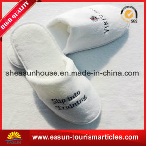 5 Star Hotel Slipper Wholesale Hotel Slipper Velvet Hotel Slipper pictures & photos