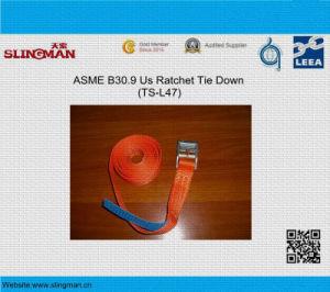 En12195-2 Ratchet Tie Down (TS-L13-04) pictures & photos