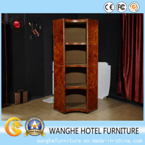 Hand Made Home Furniture Exquisite Side Cocktail Cabinet Wine Rack pictures & photos