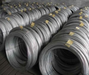 High Carbon Galvanized Steel Wire pictures & photos