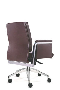 Leather Office Swivel Chairs pictures & photos