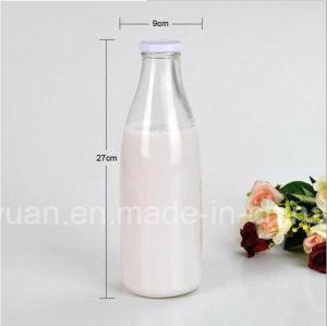 Fresh Milk, Yogurt, Beverage Transparent Glass Bottles 100ml--1000ml pictures & photos