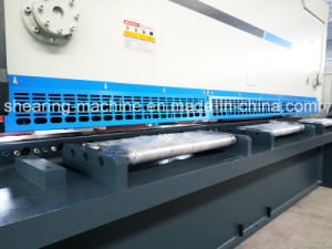 Hydraulic Shearing Machine Specifications CNC Cutting Plate Machine Cutting Machines pictures & photos