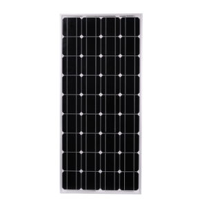 Solar Panel 100W Monocrystalline Silicon 18V Top Quality pictures & photos
