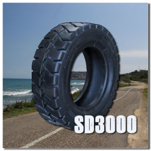 Low Price Industrial Tire/Forklift Solid Bias Tyre/ Excavator Tires Sk300 pictures & photos