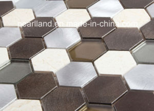 Natural Stone Mosaic / Marble Mosaic Tile / Marble Mosaic pictures & photos