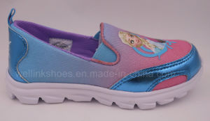 Frozen Casual Shoes for Girls pictures & photos