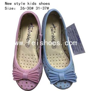 New Style Fashion Children Ballet Flats Princess ′shoes Girls (mm171-4) pictures & photos