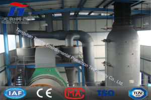 Industrial Waste, Charcoal, Coal, Clay Rotary Drum Dryer pictures & photos
