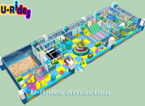 Amusement Park indoor playground with trampoline pictures & photos