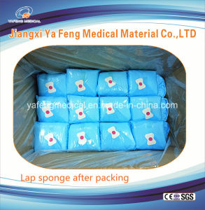 High Quality Surgical Dressing Laparotomy Sponges for Hospital Use pictures & photos