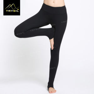Foot Pants Yoga Foot Leggings Tights Women pictures & photos