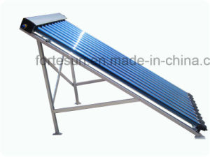 Evacuated Tube Heat Pipe Solar Collector pictures & photos